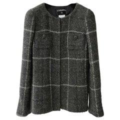 Chanel 2008 Plaid Jacket