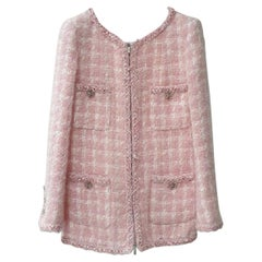 CHANEL 2014 Fantasy Tweed Jacket
