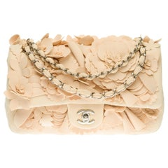 Beige Shoulder Bags