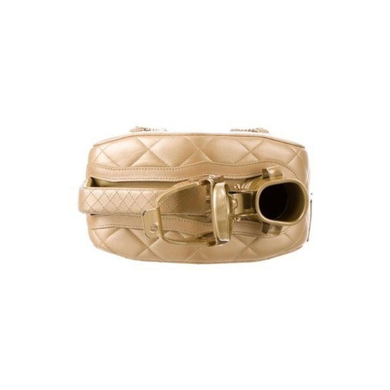 Chanel 2015 Paris Dubai Night Gas Tank Jerry Can Statement Bag Collector's Item 1