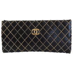 Chanel 2019 Chain Quilted Clutch