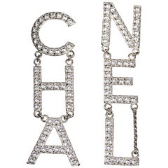 Chanel 2019 Costume Jewelry Earrings CHANEL - silver-light-gold