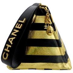 Chanel 2019 Pre-Fall Kheops Pyramid Handbag
