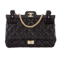 Chanel 2.55 Reissue Classic Flap Rare Hanger Large Limited Editiion