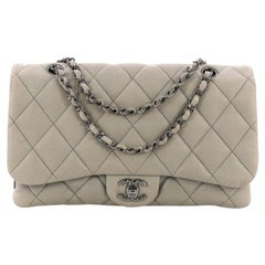 Chanel 3 Bag Quilted Lambskin Jumbo