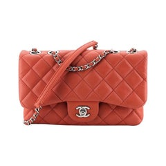 Chanel 3 Flap Bag NM Quilted Lambskin Medium