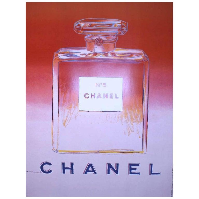Chanel Nº 5 Original Poster For Sale