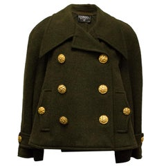 Chanel A-line Coat