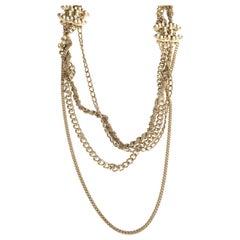 Chanel A14 S Multi Strand Pearl Necklace