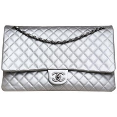 Chanel Airline Large XXL Classic Flap Bag