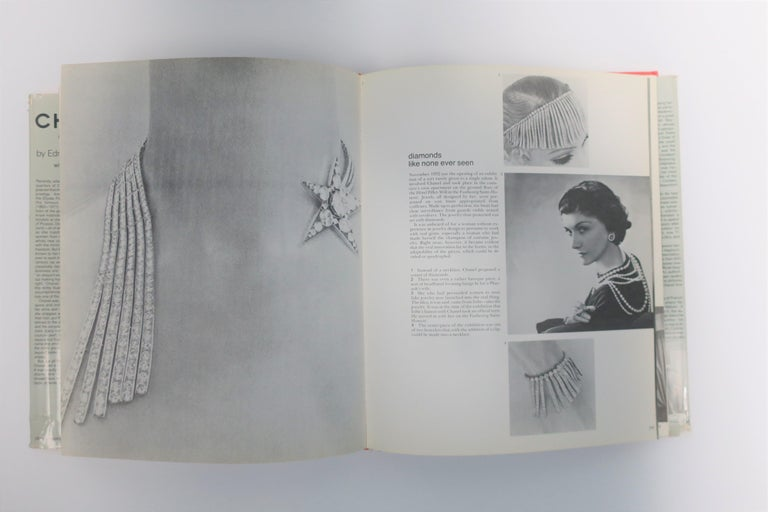 Chanel and Her World, Library or Coffee Table Book, ca 1979 For Sale 8