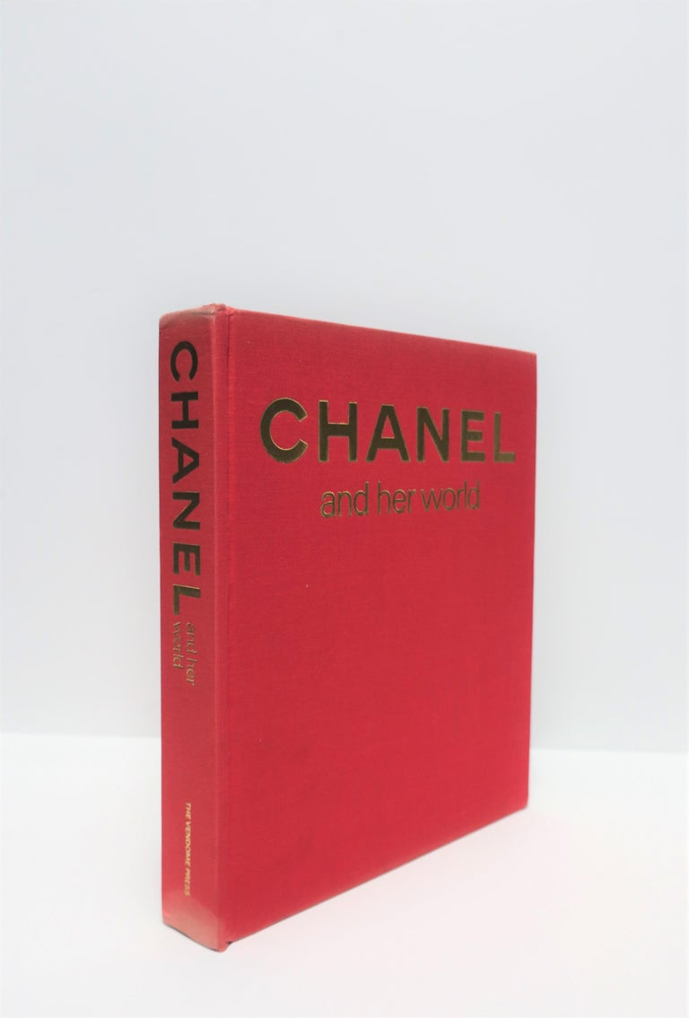 American Chanel and Her World, Library or Coffee Table Book, ca 1979 For Sale