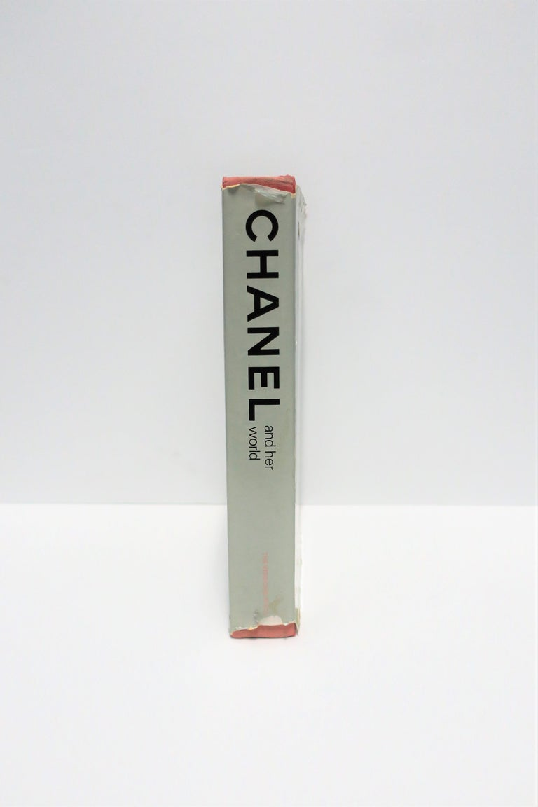 Late 20th Century Chanel and Her World, Library or Coffee Table Book, ca 1979 For Sale