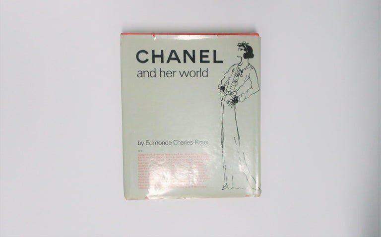 Paper Chanel and Her World, Library or Coffee Table Book, ca 1979 For Sale
