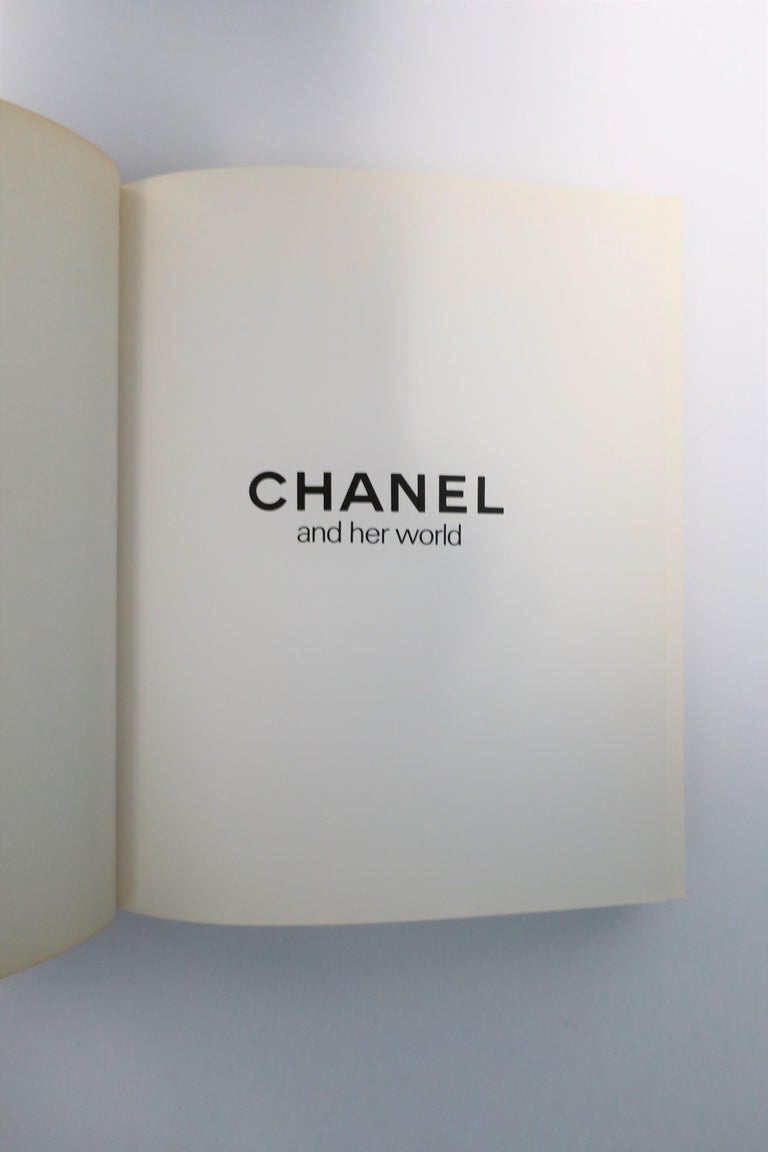 Chanel and Her World, Library or Coffee Table Book, ca 1979 For Sale 2