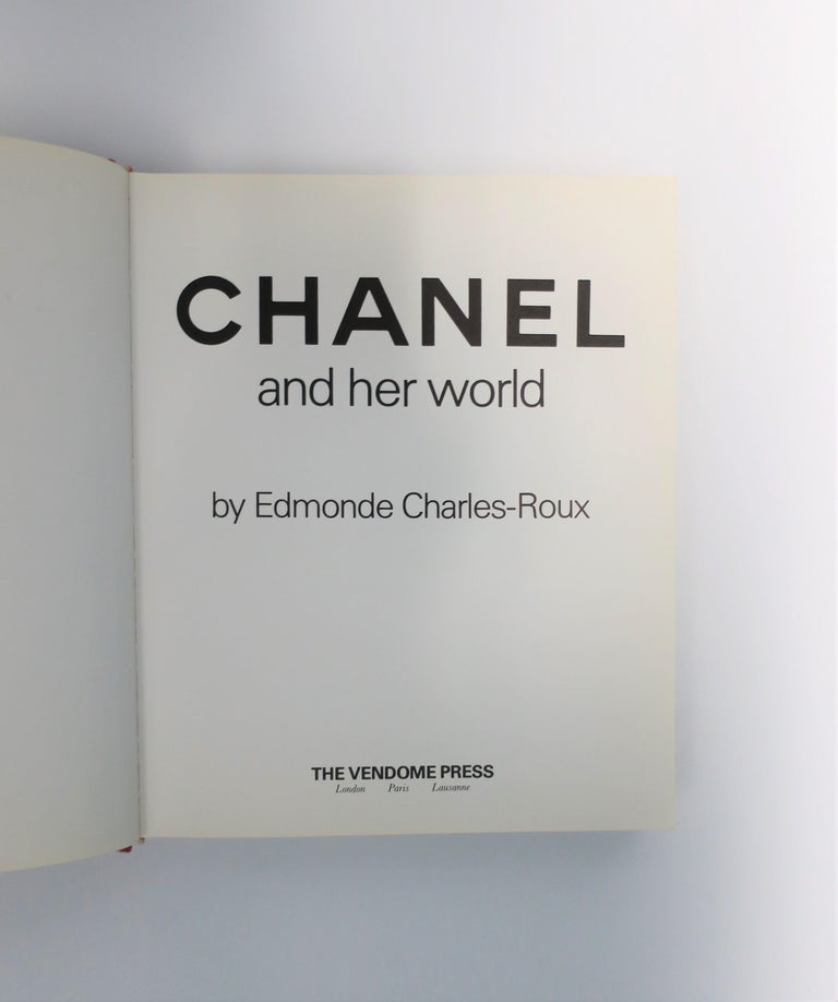 Chanel and Her World, Library or Coffee Table Book, ca 1979 For Sale 3