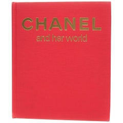 Chanel and Her World, Library or Coffee Table Book, ca 1979