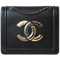 Chanel Antico Lambskin Large CC Flap Bag