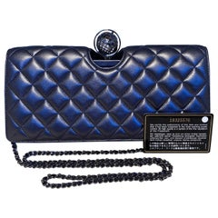 Chanel Around the World Classic Flap Bag