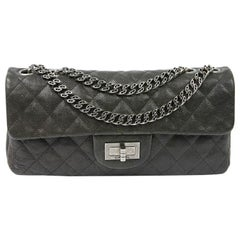 CHANEL Baguette Bag Grained Leather