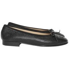 Chanel Ballerinas Flat Shoe