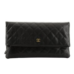 Chanel Beauty CC Clutch Pixel Effect Quilted Calfskin