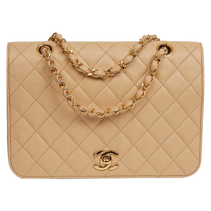 CHANEL Beige Handbag
