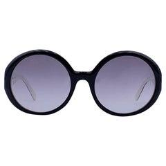Chanel Black Acetate 5120 Oversized Sunglasses 56/20 140 mm