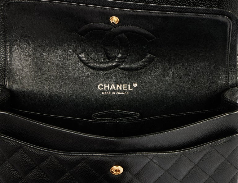 Chanel Black Caviar 10