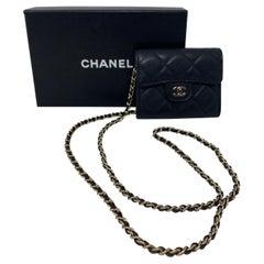 Chanel Black Mini Mini Crossbody Bag