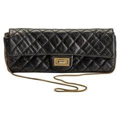 Chanel Black Reissue Clutch