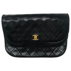 Chanel Black Vintage Bag