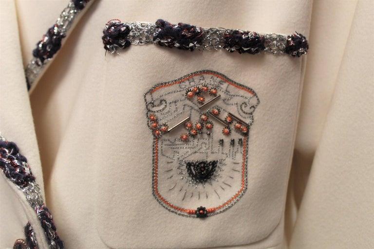 Women's or Men's Chanel Blazer  For Sale