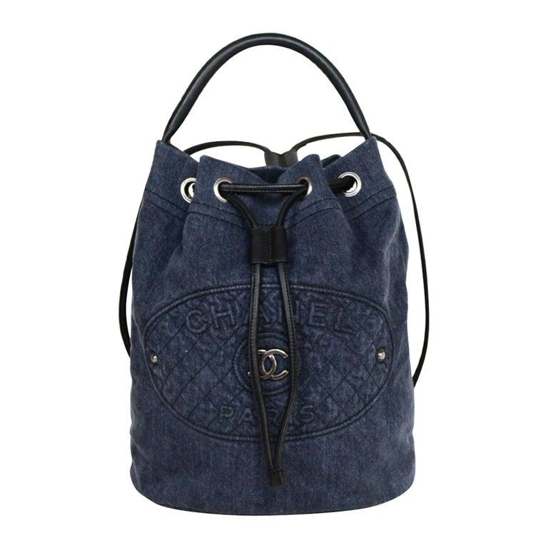 Convertible Backpack Bucket Bag