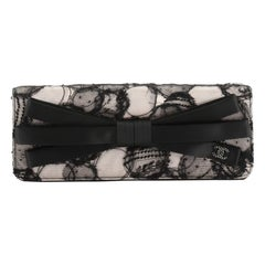 Chanel Bow Flap Clutch