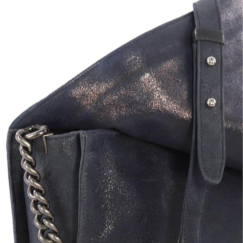 752531b066f5 Chanel Boy Flap Bag Quilted Gentle Goatskin New Medium at 1stdibs
