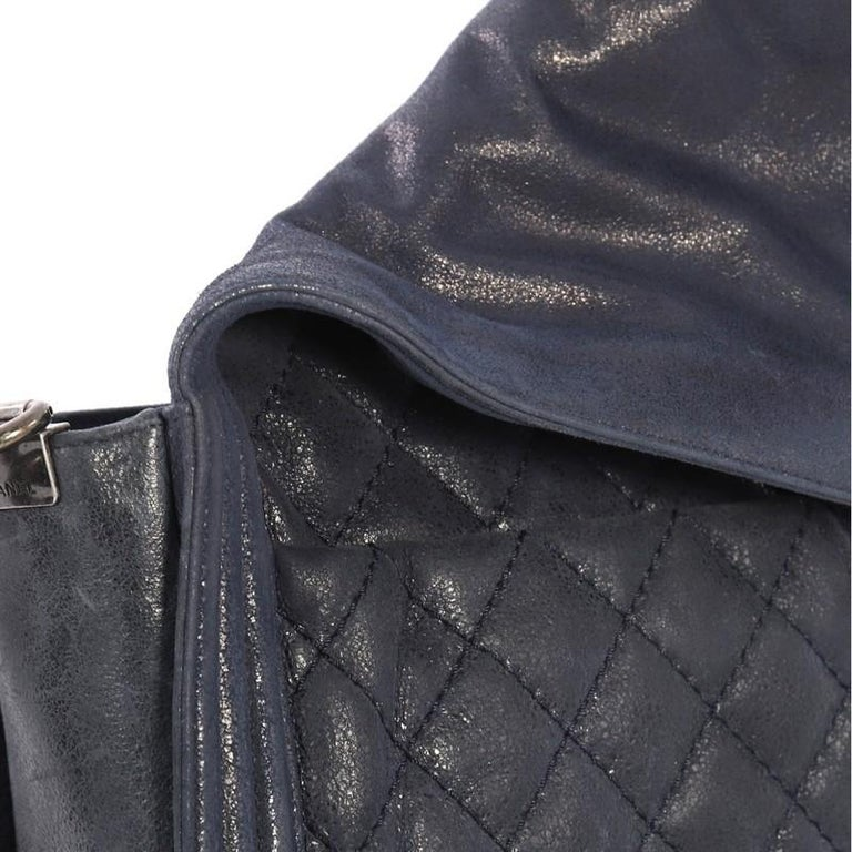 339d8d0c0c3a Chanel Boy Flap Bag Quilted Gentle Goatskin New Medium For Sale 3