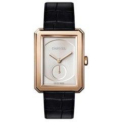 Chanel Boy-Friend Ladies Watch H4315