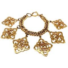 Chanel Bracelet Vintage 1980s