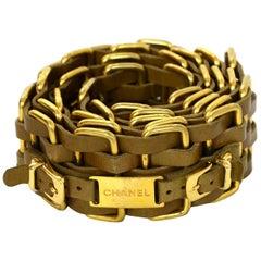Brown Waist Belts