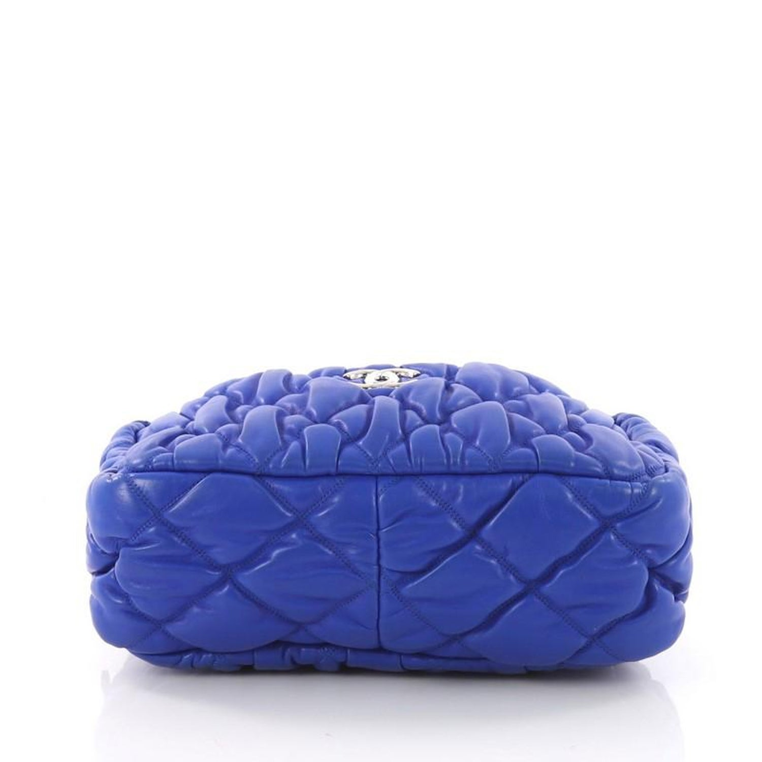 72eb9a2c6359 Chanel Bubble Camera Bag Quilted Lambskin Small at 1stdibs
