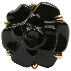 Chanel Camelia Ring