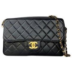 Chanel Camera Black Crossbody Bag