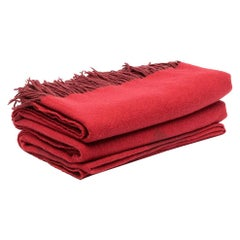 Chanel Cashmere Blanket