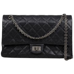Chanel Caviar Reissue 226 Double Flap Bag