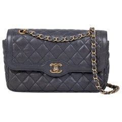 Chanel Caviar Single Flap Bag