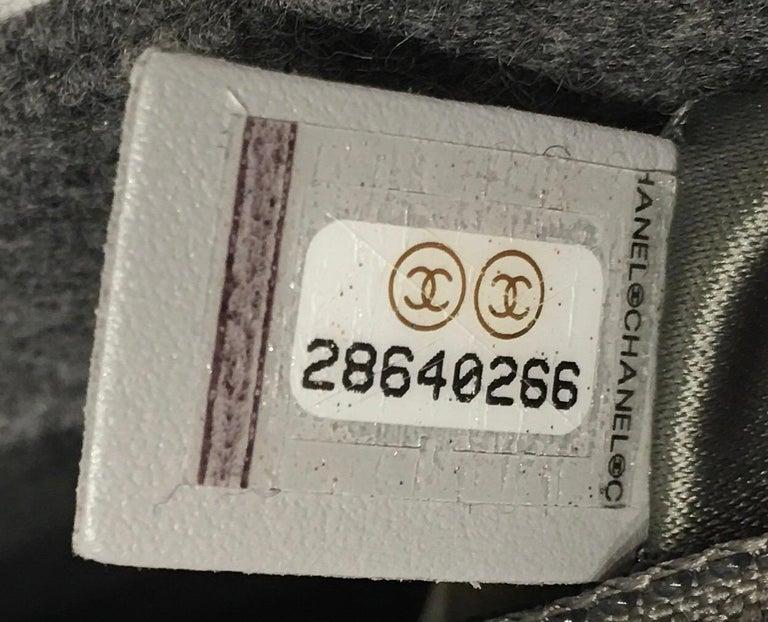 Chanel CC Chain Flap Bag Multicolor Sequins Mini 2