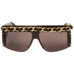 Chanel CC Chain Sunglasses 01455