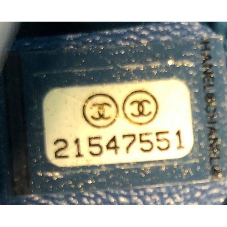 bbb38ea2041f80 Chanel CC Crossing Flap Bag Chevron Lambskin Small For Sale 2