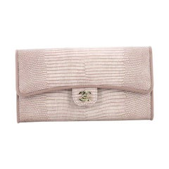 847a10cd340deb Chanel Classic Wallets - 28 For Sale on 1stdibs